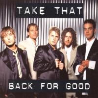CD-single - Take That Beatles tribute (live) / Back for good
