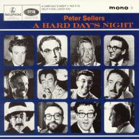 CD-single - Peter Sellers A Hard day's night      part two of 2-CD