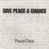 CD-single - Peace Choir Give peace a chance