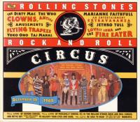 CD - Various Artists Rock & Roll Circus  (Stones / Who / Lennon)