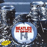 CD - F 4 Beatles in dance