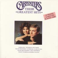 CD - Carpenters Their greatest hits