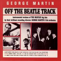 CD - George Martin Orchestra Off the Beatle track