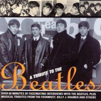 CD - Various Artists A tribute to the Beatles (interview + 6 covers)