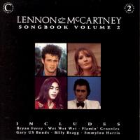 CD - Lennon & McCartney songbook  vol.2 - by: Various Artists