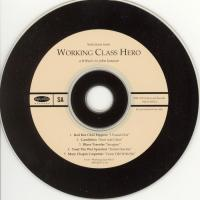 CD - Various Artists Working Class Hero    5 tr. PROMO (tribute)