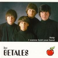 CD-single - det Betales Help! / I want to hold your hand