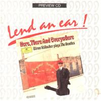 CD - Goran Sollscher Lend an Ear! - Preview CD