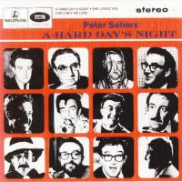 CD-single - Peter Sellers A hard day's night