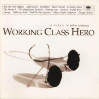 CD - Various Artists Working Class Hero   (tribute to John L)