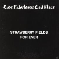 CD-single - Fabulosos Cadillacs Strawberry fields forever