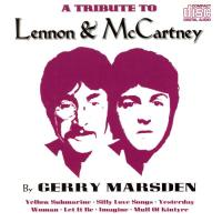 CD - Gerry Marsden A tribute to Lennon & McCartney