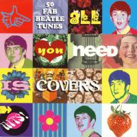 CD - Various Artists All you need is covers  -  2CD
