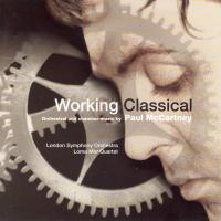 CD - Various Artists Working classical  (LSO+Loma Mar Quart.)