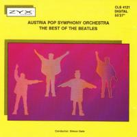 CD - Austria Pop Symphony The best of the Beatles