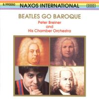 CD - Peter Breiner & His Chamber Orchestra Beatles go baroque
