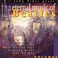 CD - John Eskes The eternal music of the Beatles (New Age)