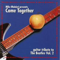 CD - Various Artists Come Together - Guitar Tribute To The Beatles Vol.2