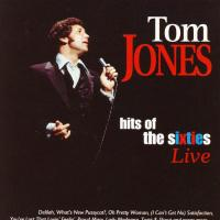 CD - Tom Jones Hits of the sixties