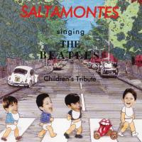 CD - Saltamontes Singing the Beatles      (Children's tribute)