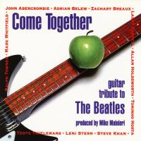 CD - Various Artists Come Together 1 - Guitar tribute to Beatles  (PROMO)