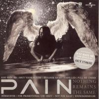 CD-single - Pain Just hate me / Eleanor Rigby (Promo)