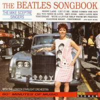 CD - Mike Sceptre Singers The Beatles Song-Book  (Beatle-dress pict.)