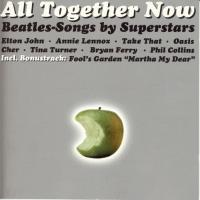 CD - Various Artists All together now (Beatles songs by Superstars)