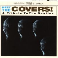 CD - Various Artists Meet the covers   (With the Beatles alike)