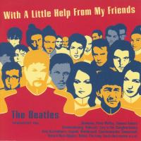 CD - Various Artists With a little help from my friends  2CD