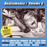 CD - Various Artists Beatlemania 2 (MOJO) all american tribute