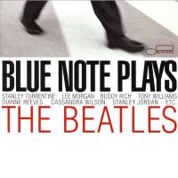 CD - Various Artists Blue Note plays the Beatles