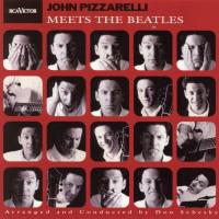CD - John Pizzarelli Meets the Beatles