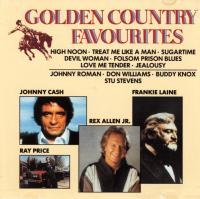 CD - Various Artists Golden Country Favourites