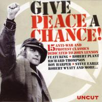 CD - Various Artists Give peace a chance! - 15 anti war songs