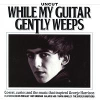 CD - Various Artists While my guitar gently weeps (incl. magazine)
