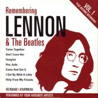 CD - Various Artists Remembering Lennon & The Beatles