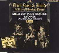 CD-single - Bläck Föös & Fründe Stell üch vüür (Imagine)