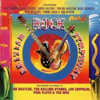 CD - Various Artists Britisch Rock Symphony