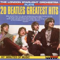 CD - London Starlight Orchestra 20 Beatles Greatest Hits