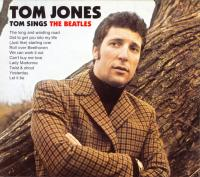 CD - Tom Jones Tom sings the Beatles