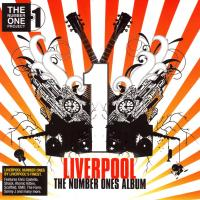 CD - Various Artists Liverpool - the Number Ones Album