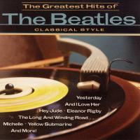 CD - Various Artists Beatles Greatest Hits: Classical Style