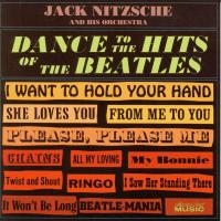 CD - Jack Nitzsche Dance To The Hits Of The Beatles