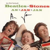 CD - An + Jan + Jan Jan Rot hertaalt Beatles + Stones