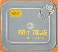 CD-single - Happy shopper /  Everybody got something to hide except me - by: 60ft Dolls