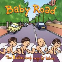 CD - Various Artists Baby Road - The Beatles lovely songs for babies