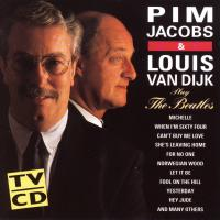 CD - Pim & Louis van Dijk Jacobs Play the Beatles