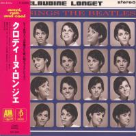 CD - Claudine Longet Sings the Beatles