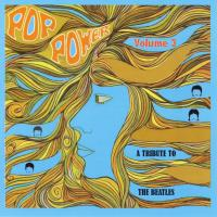 CD - Various Artists A Tribute to the Beatles - Pop Power 60's & 70's vol. 3